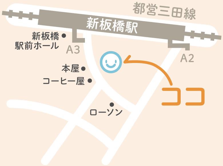 いしかわ歯科 地図